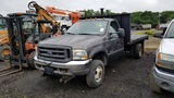 2005 Ford F350 Flatbed
