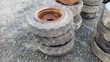 (4) 6.50x16 Tires
