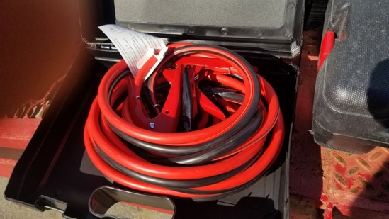 New 25ft 800 Amp HD Booster Cable