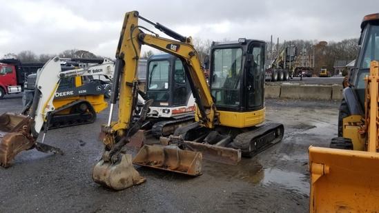2014 Caterpillar 304E Excavator