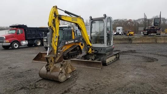 2014 Wacker Neuson EZ38 Mini Excavator