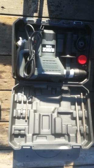 Huskie 11218 Hammer Drill