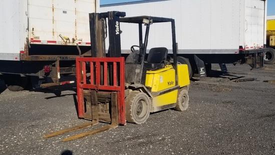 1999 Yale Lp Forklift