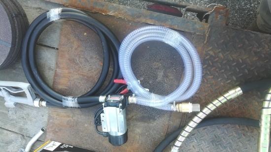 12 Volt, 15 GPM Diesel Fuel Pump