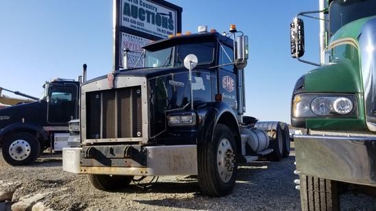 1989 Kenworth T800 Tractor