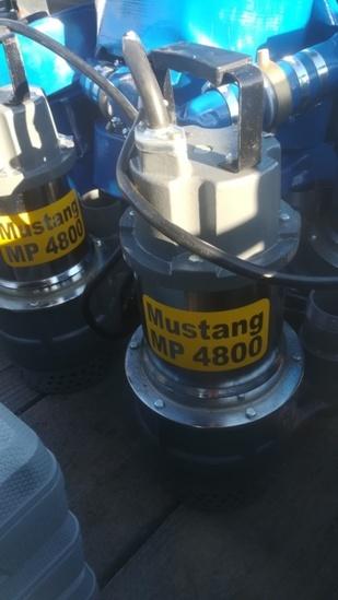 "Mustang MP 4800 2"" Submersible Pump"
