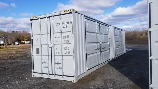 New 2019 Sea Container