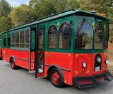 1995 Chevy P30 Trolley