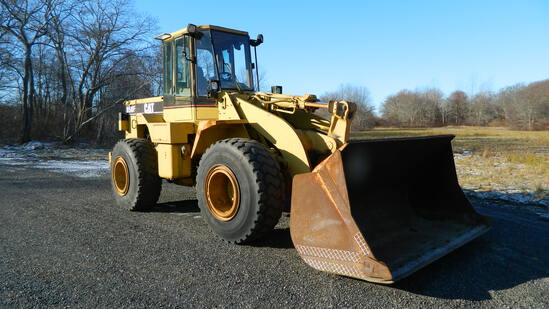 ICE BREAKER HEAVY EQUIPMENT & TRUCK AUCTION
