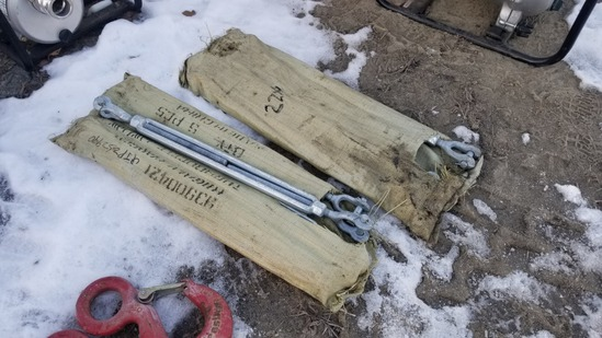 Lot-turnbuckles