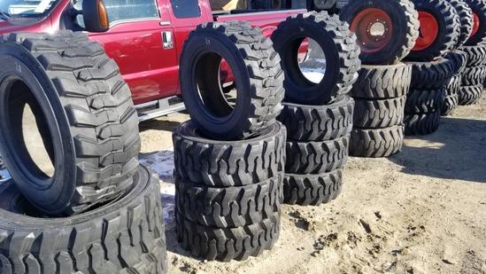 (4) Greatroad 12-16.5 tires