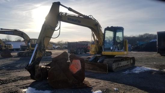 2005 Komatsu Pc138uslc-2eo  Excavator