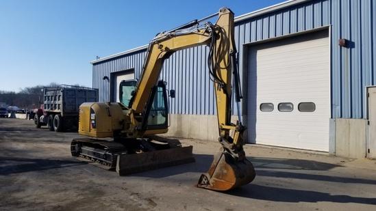 Cat 308E2CR Excavator