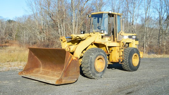 Cat 950F Series II Wheel Loader