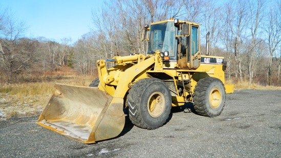 Cat 938F Wheel Loader