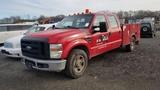 2007 Ford F350 Utility Body Truck