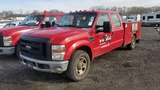 2008 Ford F350 Utility Body Truck