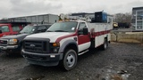2009 Ford F550 Service Truck