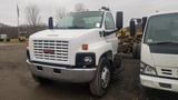 2005 Gmc C7500 Cab And Chassis