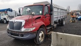2006 International 4300 Sba Curb Sorter Truck