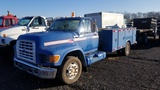 1994 Ford F Series Service Truck