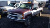 1997 Chevy 2500 Hd Pickup