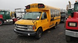 Chevy 3500 School Bus