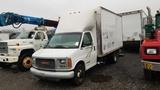 1996 Gmc 3500 Box Van