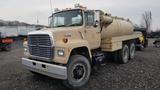 1989 Ford L8000 Tanker Truck