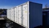 New 5 Door Sea Container
