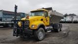2006 Mack Cv713 10 Wheel Sander Truck
