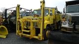 2000 International Dump Truck