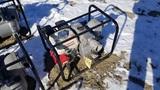 Honda wr20x trash pump