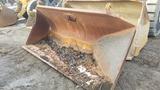 Side Dump Loader Bucket