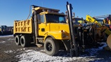 1996 Volvo 10 Wheel Dump Truck With Plow