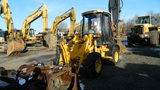 Jcb 407b wheel loader
