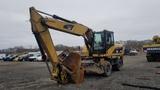 Cat M318D Wheeled Excavator