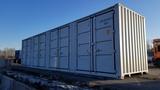 5 Door Sea Container
