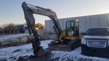 John Deere 85d Excavator