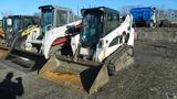 2014 Bobcat T590 Skidsteer