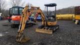Case Cx27b Mini Excavator