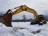 Cat 345bl Excavator