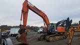 Hitachi Zaxis 350lc Excavator