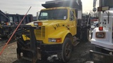 2002 International 4900 6 Wheel Dump Truck