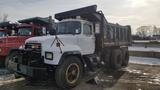 2000 Mack Rd688sx Dump Truck