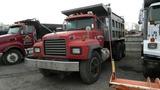 2002 Mack Rd688sx Dump Truck
