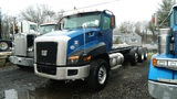 2012 Cat Ct 660 Cab amd chassis