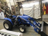 New Holland Boomer 37 Tractor
