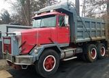 1988 Autocar 10 Wheel Dump truck
