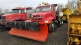 1990 International 8100 With Plow And Sander